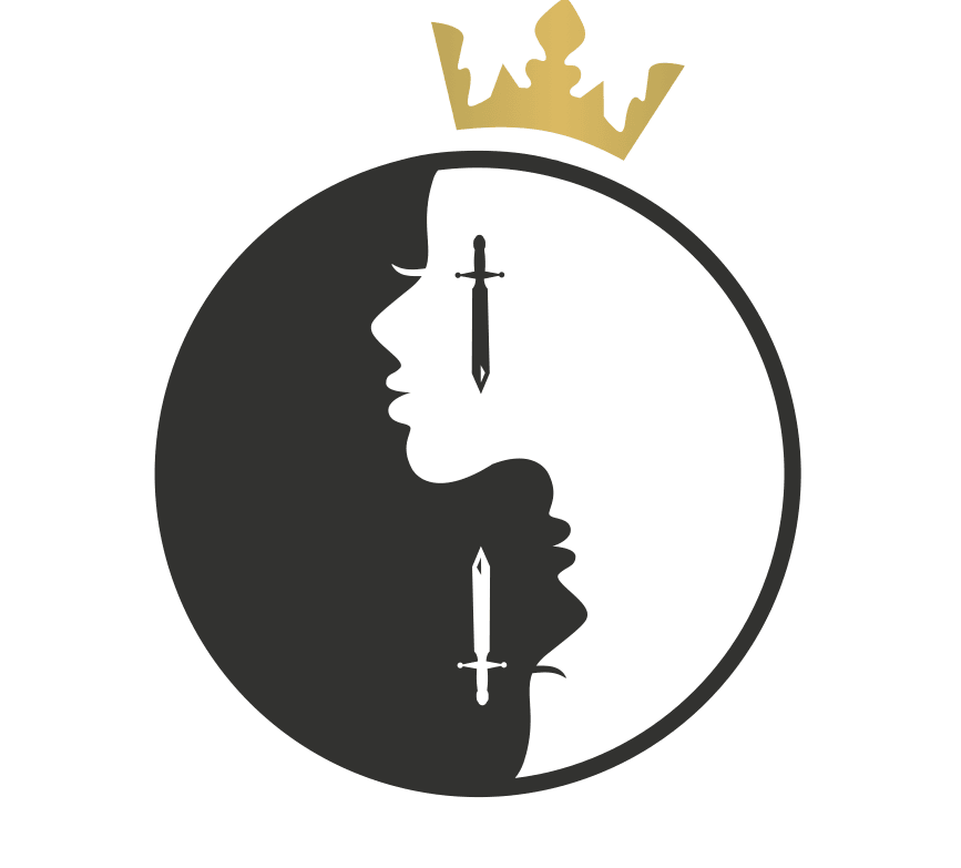Logo Warriors Queens